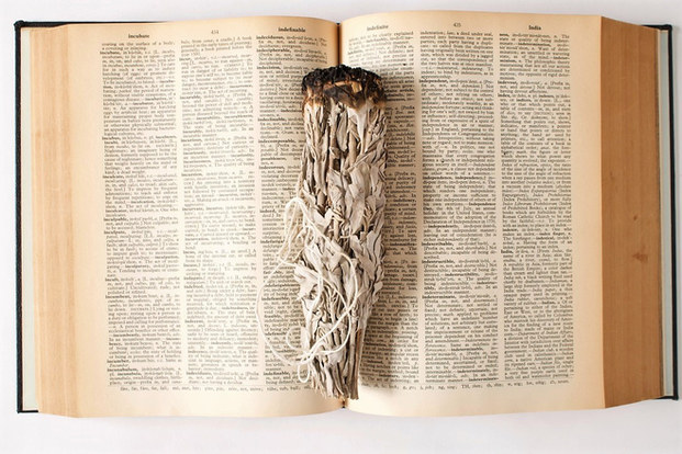 Smudging The English Dictionary