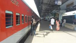 Train to Trivandrum