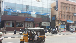 MG Road Trivandrum