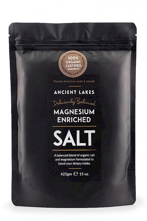 Magnesium Infused Salt 425 grams