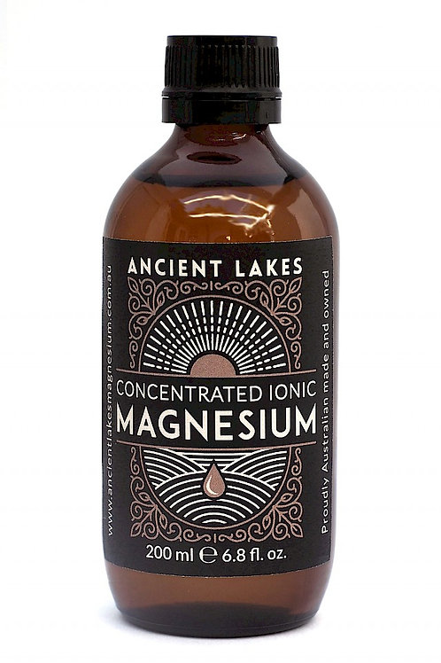 Concentrated Ionic Magnesium Refill 200ml