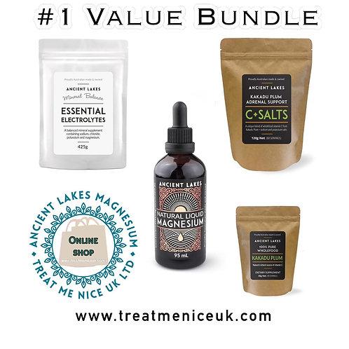 Value Bundle 1 - Essential Electrolyte