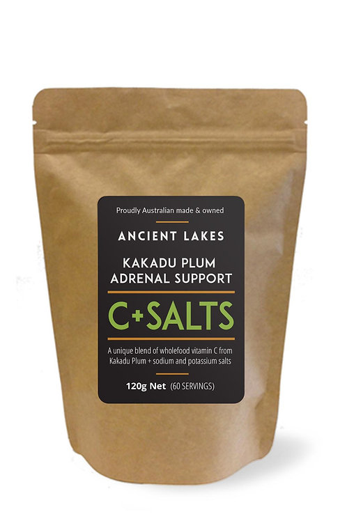 C+ Salts Powder - 120 grams