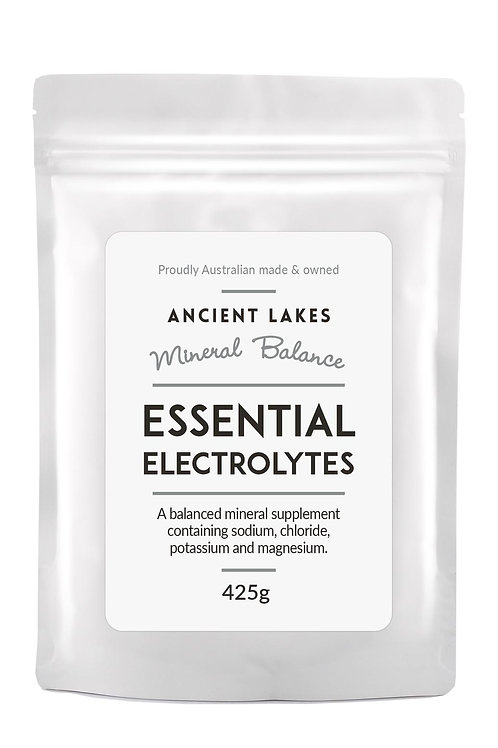 Mineral Balance - Essential Electrolytes 425g