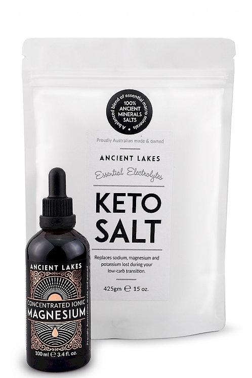 Keto Salt Starter  Pack