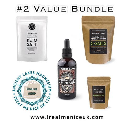 Value Bundle 2 - Keto Salt