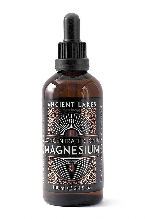 Concentrated Ionic Magnesium 100ml