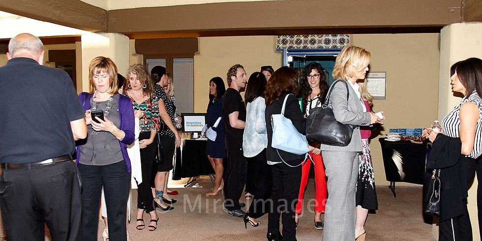 May Mix and Mingle Event
