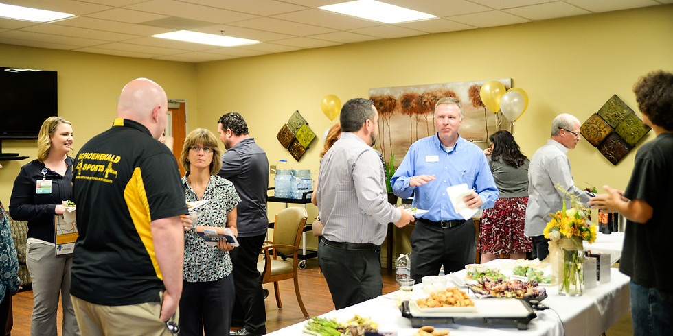 October Mix and Mingle - hosted by Profile by Sanford