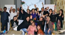 International Hairstyling Course 2012 Kazakistan