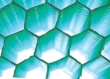 מבנה כרית חלת הדבש