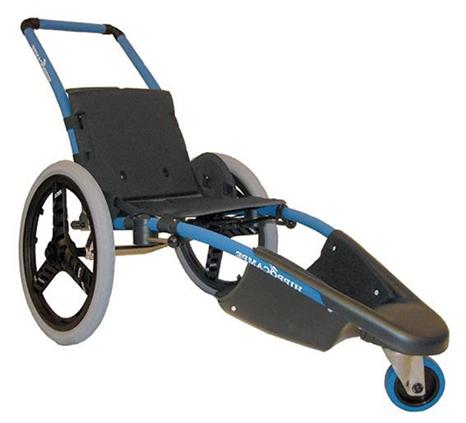 כסא גלגלים לבריכה