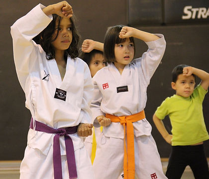 Baby Taekwondo Versailles