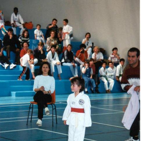 VERSAILLES TAEKWONDO 1996-1997