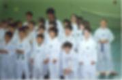 VERSAILLES TAEKWONDO 1997-1998 M°LEE WAN SEEK