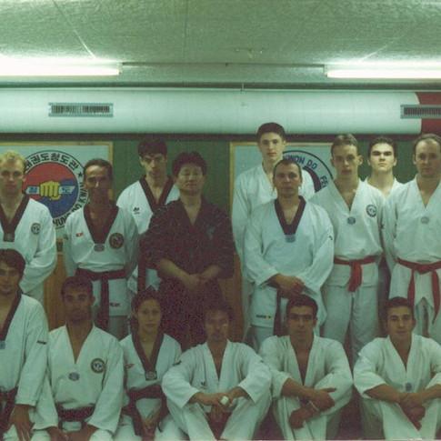 VERSAILLES TAEKWONDO 1997-1998