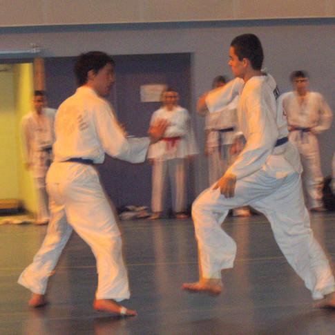 PASSAGE DE GRADE DU 18-01-2003