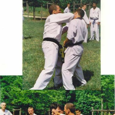 VERSAILLES TAEKWONDO 2003