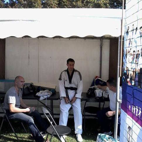 Taekwondo Le Chesnay