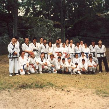 VERSAILLES TAEKWONDO 1995