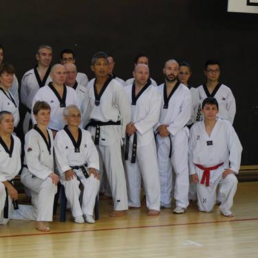 Taekwondo Versailles