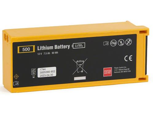 Lifepak 500 Battery