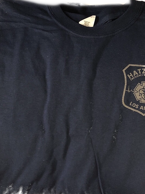 Blue T-shirt - L