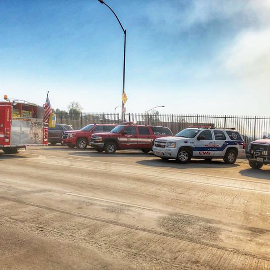 Bel Air Fire Mutual Aid