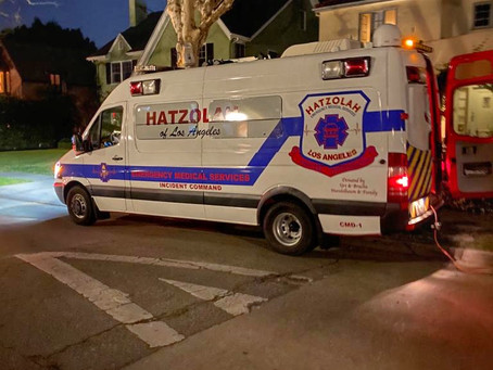 Hatzolah Coordinates Community Wide Search for Missing 6 Year Old.