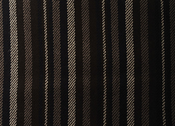 100% Wool Striped Scarf
