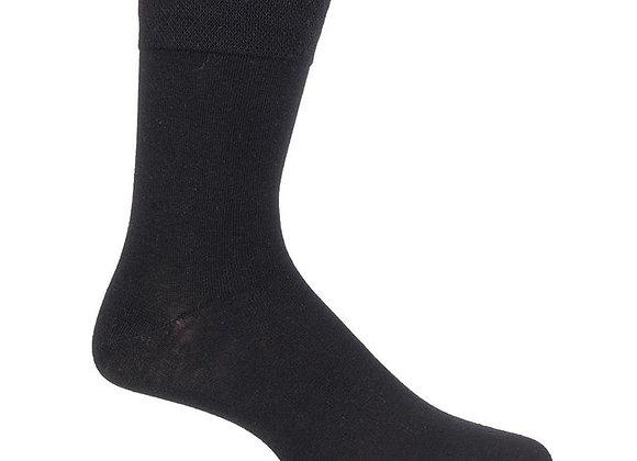 Black Super Soft Socks