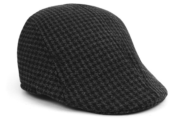 Ivy Hat Houndstooth