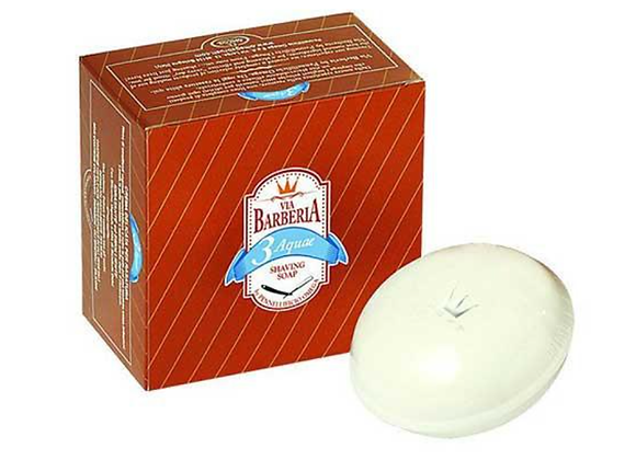 Omega Aquae Shaving Soap