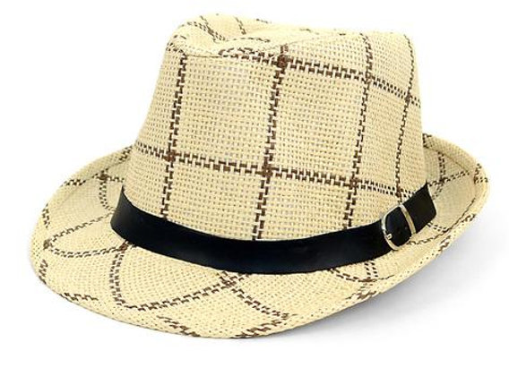Window Pane Fedora