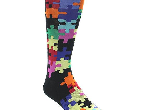 Puzzle Socks