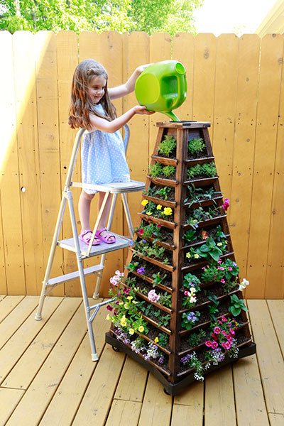Learning and Teaching Gardening