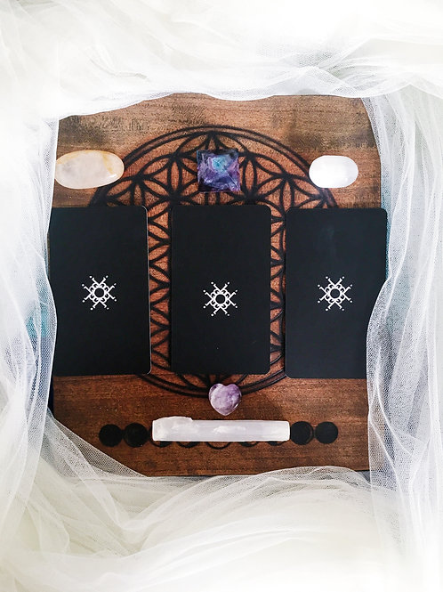 Intuitive Guidance reading with Reiki