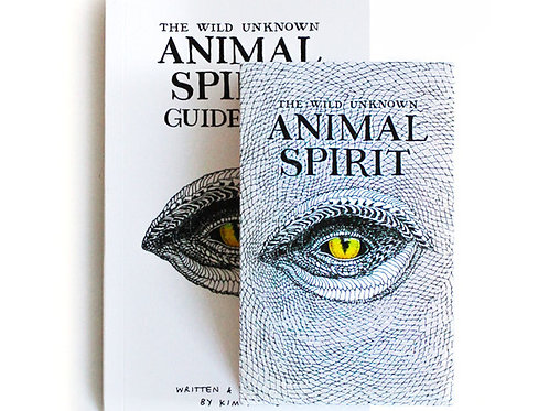 Animal Spirit Deck + Guidebook