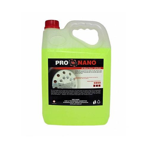 ProNano All Wheel Clean 5 Liter