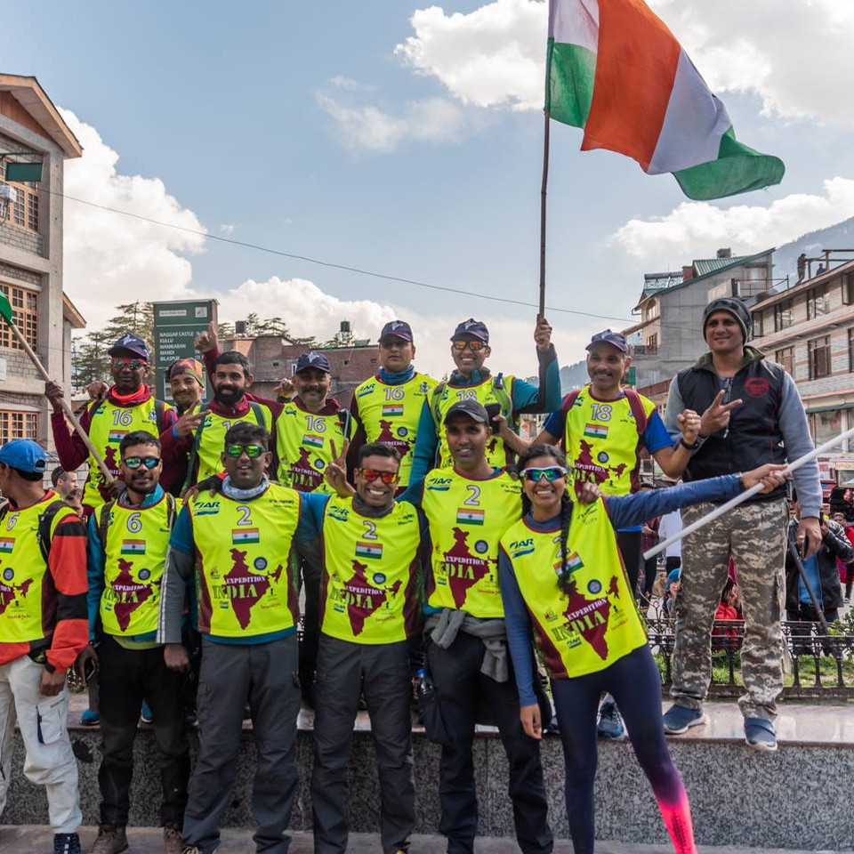 Expedition India 2019 - Indian Teams