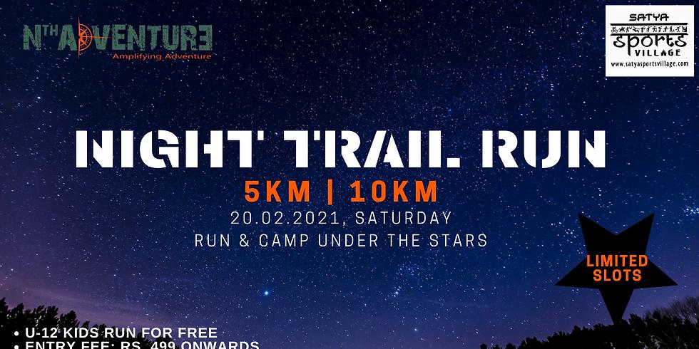 Night Trail Run 2021