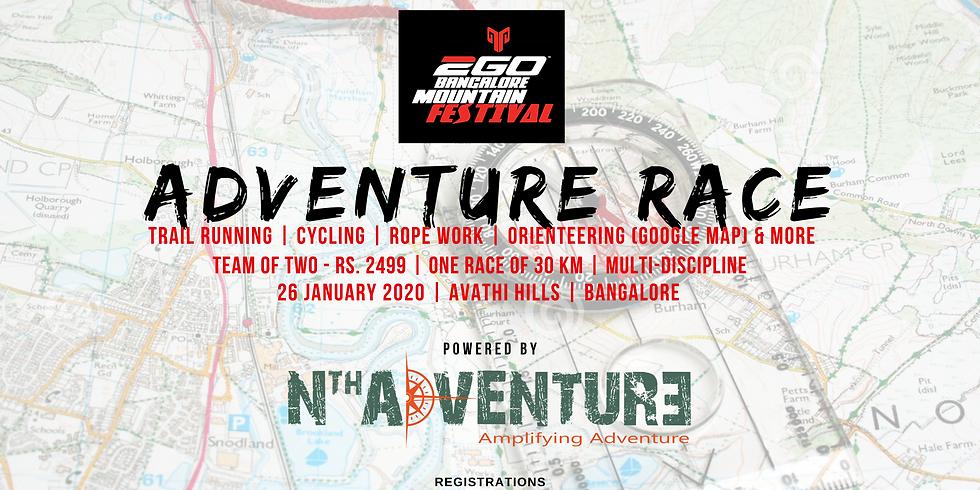 Adventure Race 30KM