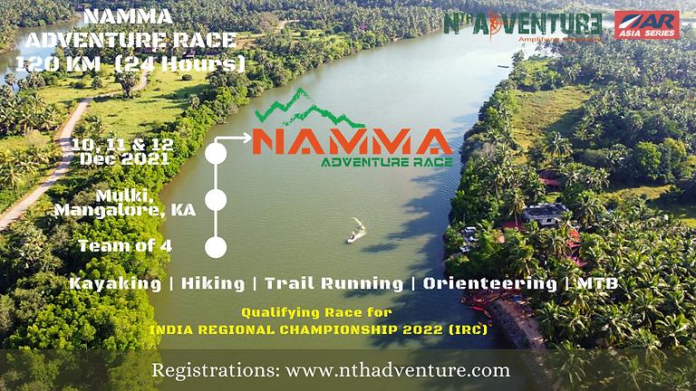 Namma Adventure Race 2021