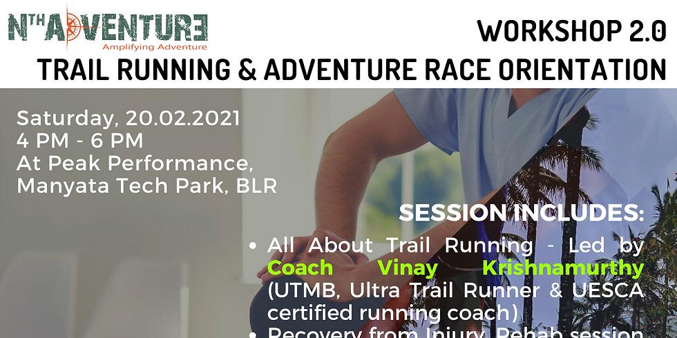 Trail Running Workshop - BASIC