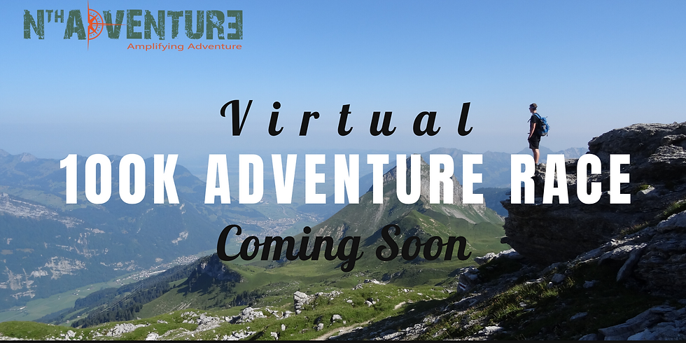 Virtual - 100KM Adventure Race (Launching soon)