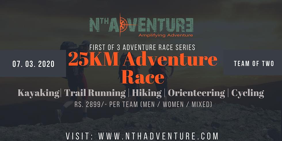 NthAdventure 25K Adventure Race