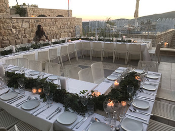 A 4 day event with focuse on meaning and family.  Jerusalem, Tzfat, Dead sea