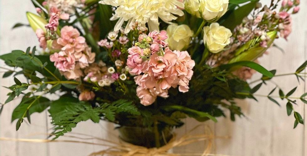 You Make Me Blush Bouquet