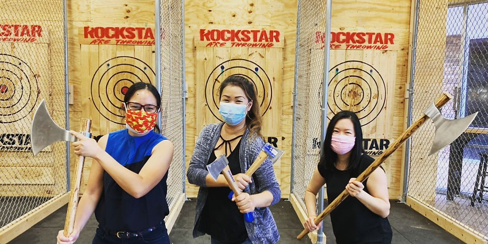 Axe Throwing Get Together!