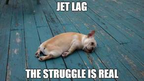 Jet LAG! ugh.. how to get over it!